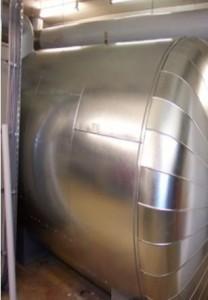 Pumpen-Isolierung mit abnehmbarer flexibler Isolierung